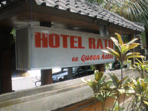 Hotel Ratu