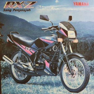 Sejarah Dan Spesifikasi Naked Sport Yamaha Rxz 135 Di Indonesia