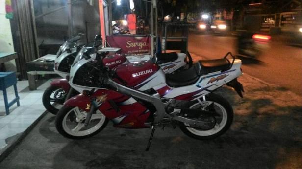 Suzuki Rg 150 GAMMA II Salah Satu RareBike 2 Stroke di Indonesia