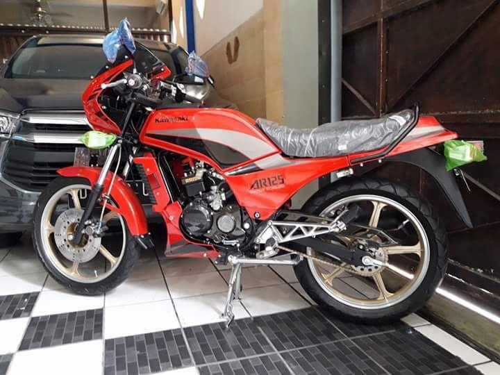 Kawasaki Binter  Tak