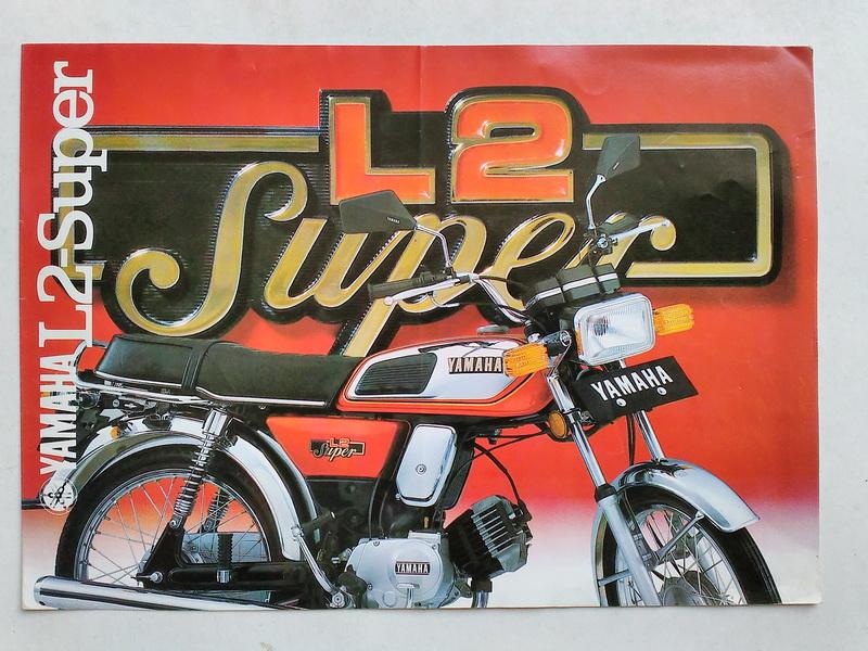 Sejarah Singkat Yamaha L2 Series Motor Tangguh Nan Handal