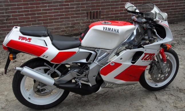 Spesifikasi Dan Seri Yamaha TZR 125 Yang Pernah Mengaspal